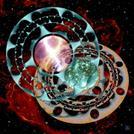 Space Clock 2